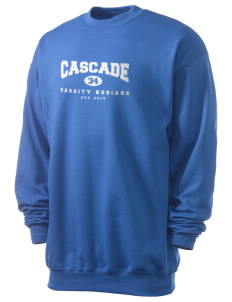 Cascade Middle School Kodiaks Men's 7.8 oz Lightweight Crewneck Sweatshirt