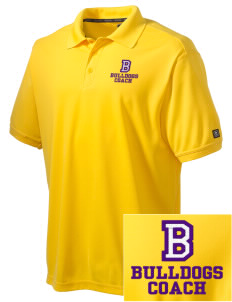 Bell Elementary School Bulldogs Embroidered OGIO Men's Caliber Polo