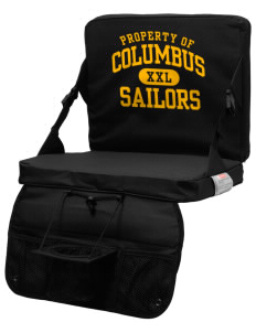 Columbus High School Sailors Holloway Benchwarmer