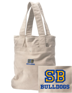 Saint Bernadette School Bulldogs Embroidered Alternative The Berkeley Tote