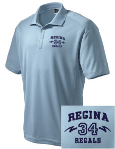Regina High School Regals Embroidered Nike Men's Dri-Fit Classic Polo