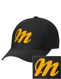Marquette High School Warriors Embroidered Wool Adjustable Cap