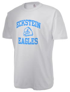 Eckstein Middle School Eagles  Russell Men's NuBlend T-Shirt