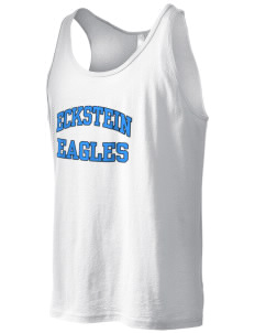 Eckstein Middle School Eagles Men's Jersey Tank