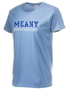 Meany Middle School Jaguars Women's 6.1 oz Ultra Cotton T-Shirt