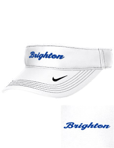 Brighton Elementary School Dragons Embroidered Nike Golf Dri-Fit Swoosh Visor