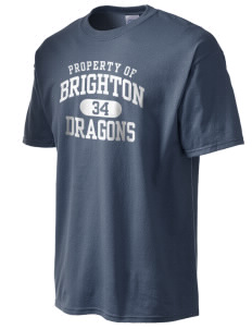 Brighton Elementary School Dragons Men's Essential T-Shirt
