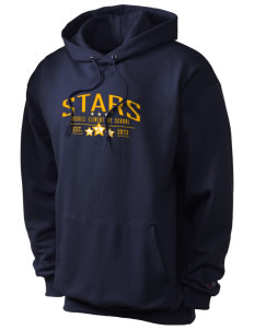 Roxhill Elementary School Stars Champion Men's Hooded Sweatshirt