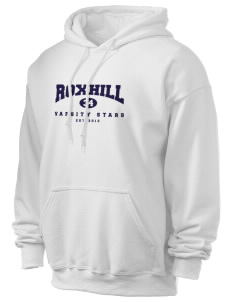 Roxhill Elementary School Stars Ultra Blend 50/50 Hooded Sweatshirt