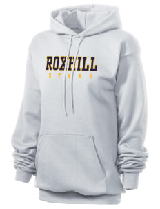 Roxhill Elementary School Stars Unisex 7.8 oz Lightweight Hooded Sweatshirt