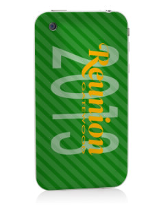 Gatewood Elementary School Gators Apple iPhone 3G/ 3GS Skin
