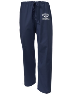 Holy Family School Cardinals Scrub Pants