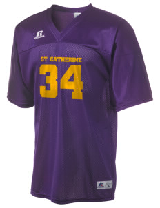 Saint Catherine School Crusaders  Russell Men's Replica Football Jersey