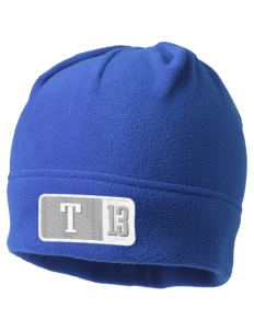 Trinity Catholic School Trojans Embroidered Fleece Beanie