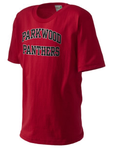 Parkwood Elementary School Panthers Kid's Organic T-Shirt