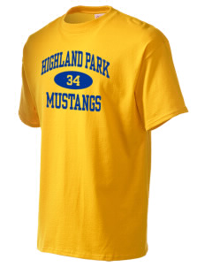 Highland Park Elementary School Mustangs Men's Essential T-Shirt