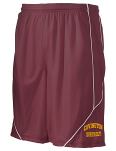 "Covington Junior High School Covington Colts Men's Pocicharge Mesh Reversible Short, 9"" Inseam"