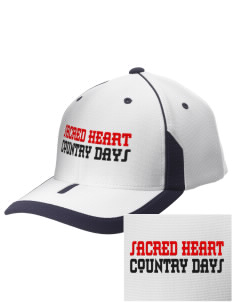 Sacred Heart Country Day School Country Days Embroidered M2 Universal Fitted Contrast Cap