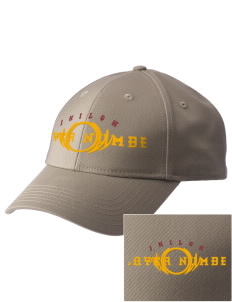 Shiloh Elementary School Hornets  Embroidered New Era Adjustable Structured Cap