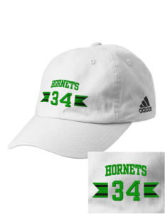 Saint Margaret Mary School Hornets Embroidered adidas Relaxed Cresting Cap