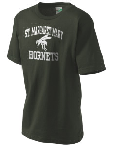 Saint Margaret Mary School Hornets Kid's Organic T-Shirt