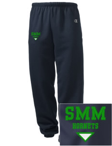 Saint Margaret Mary School Hornets Embroidered Champion Men's Sweatpants
