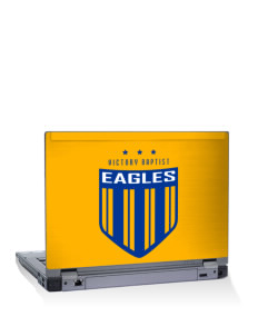 "Victory Baptist Academy Eagles 15"" Laptop Skin"