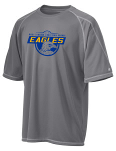 West Florida Christian School Eagles Champion Men's 4.1 oz Double Dry Odor Resistance T-Shirt