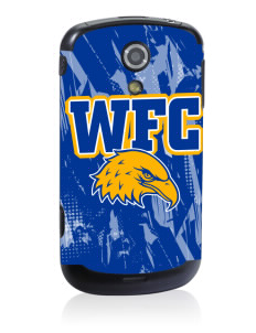 West Florida Christian School Eagles Samsung Epic D700 4G Skin