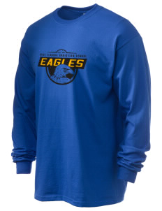 West Florida Christian School Eagles 6.1 oz Ultra Cotton Long-Sleeve T-Shirt
