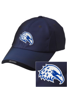 The King's Christian Academy Eagles Embroidered OGIO X-Over Cap
