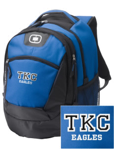 The King's Christian Academy Eagles Embroidered OGIO Rogue Backpack