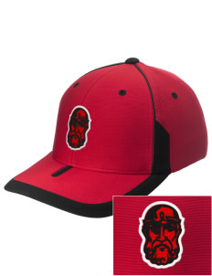Turn Of River Middle School Titans Embroidered M2 Universal Fitted Contrast Cap
