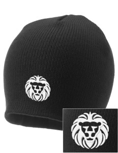 LSA Lions Embroidered Knit Cap