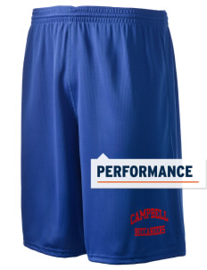 "Campbell High School Buccaneers Holloway Men's Speed Shorts, 9"" Inseam"