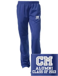 Calvary Murrieta Warriors Embroidered Women's Tricot Track Pants