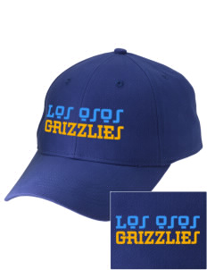 Los Osos Grizzlies Embroidered Low-Profile Cap
