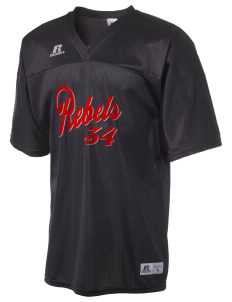 St. John's Elementary School Rebels  Russell Men's Replica Football Jersey