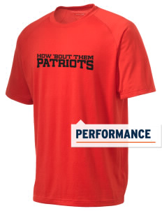 Prince Of Peace Lutheran School Patriots Men's Ultimate Performance T-Shirt