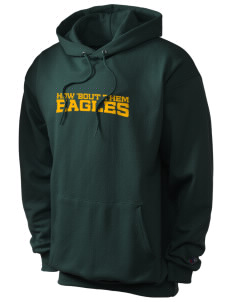 Berean Academy Eagles Champion Men's Hooded Sweatshirt