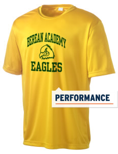 Berean Academy Eagles Men's Competitor Performance T-Shirt