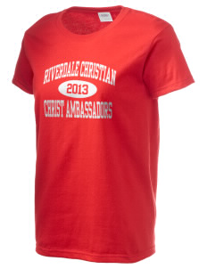 Riverdale Christian Academy Christ Ambassadors Women's 6.1 oz Ultra Cotton T-Shirt