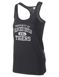 Willow Creek Christian School Tigers Women's Racerback Tank