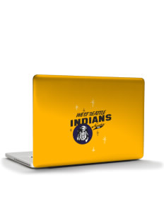 "West Seattle High School Indians Apple MacBook Pro 15.4"" Skin"