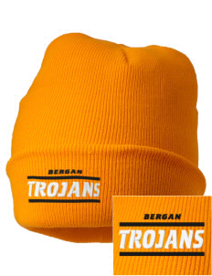 Bergan High School Trojans Embroidered Knit Cap