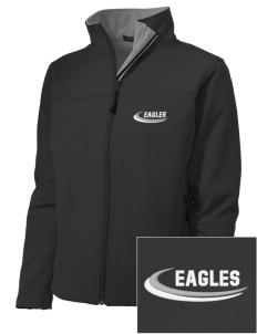 Saint John Lutheran School Eagles Embroidered Women's Soft Shell Jacket