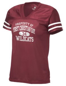 First Christian Day School Wildcats Holloway Women's Fame Replica Jersey