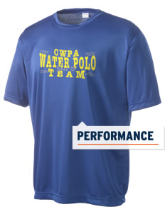 Collegiate Water Polo Association Water Polo Men's Competitor Performance T-Shirt