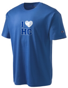 Holy Cross Crusaders Champion Men's Tagless T-Shirt