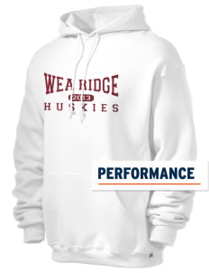 Wea Ridge Middle School Huskies Russell Men's Dri-Power Hooded Sweatshirt